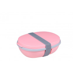 Lunchbox Ellipse Duo nordic pink Mepal