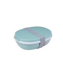Lunchbox Ellipse Duo nordic green Mepal