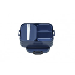 Lunchbox Take a Break Bento midi garanatowy nordic denim Mepal