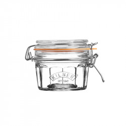 Słoik 0,25 l Facetted Clip Top Jars Kilner