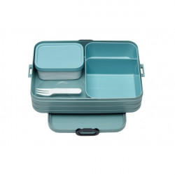 Lunchbox Take a Break Bento zielony nordic green Mepal