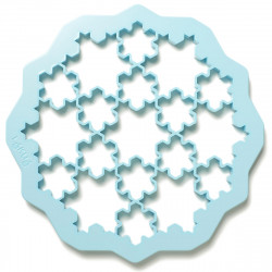 Forma do ciastek Puzzle Snow Lekue