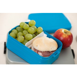 Lunchbox Take a Break midi niebieski Aqua Rosti Mepal