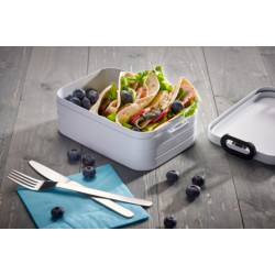 Lunchbox Take a Break midi granat nordic denim Rosti Mepal